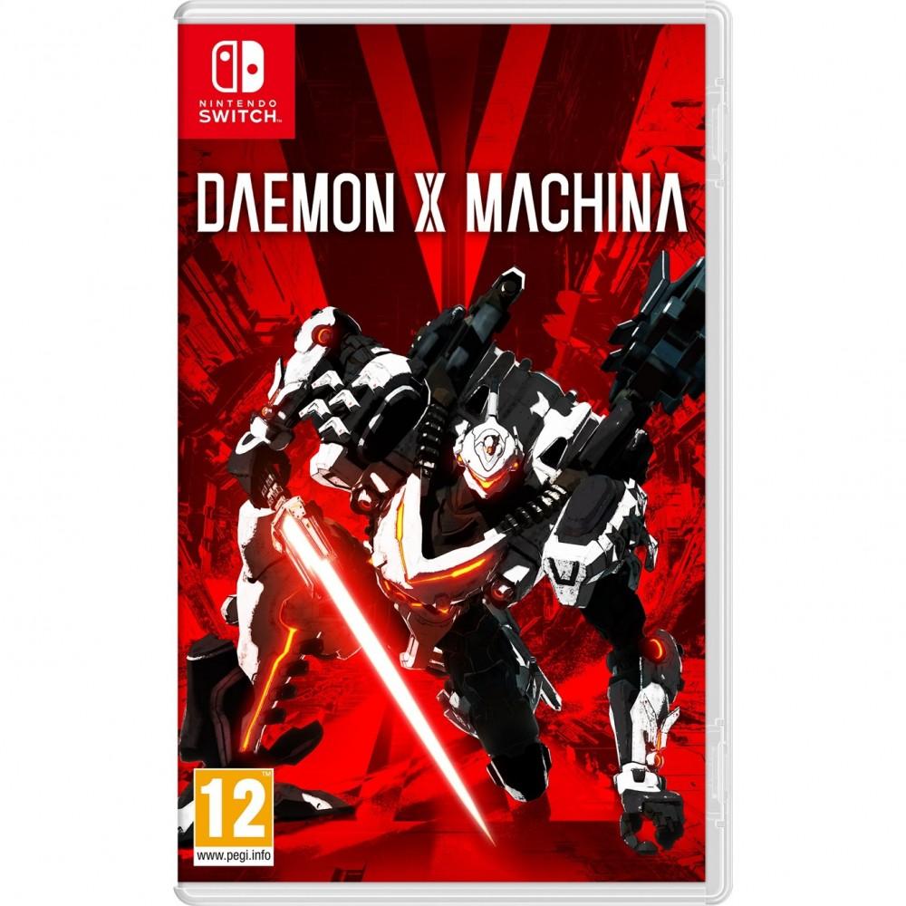 Juego nintendo switch -  daemon x machina - Imagen 1