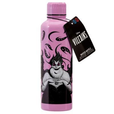 Botella metalica de agua funko disney ursula 500 ml - Imagen 1