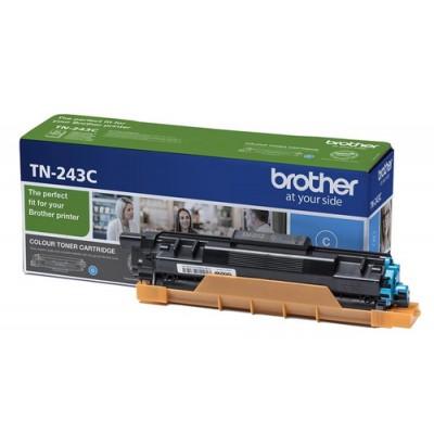 Brother TN-243C cartucho de tóner Original Cian 1 pieza(s) - Imagen 1