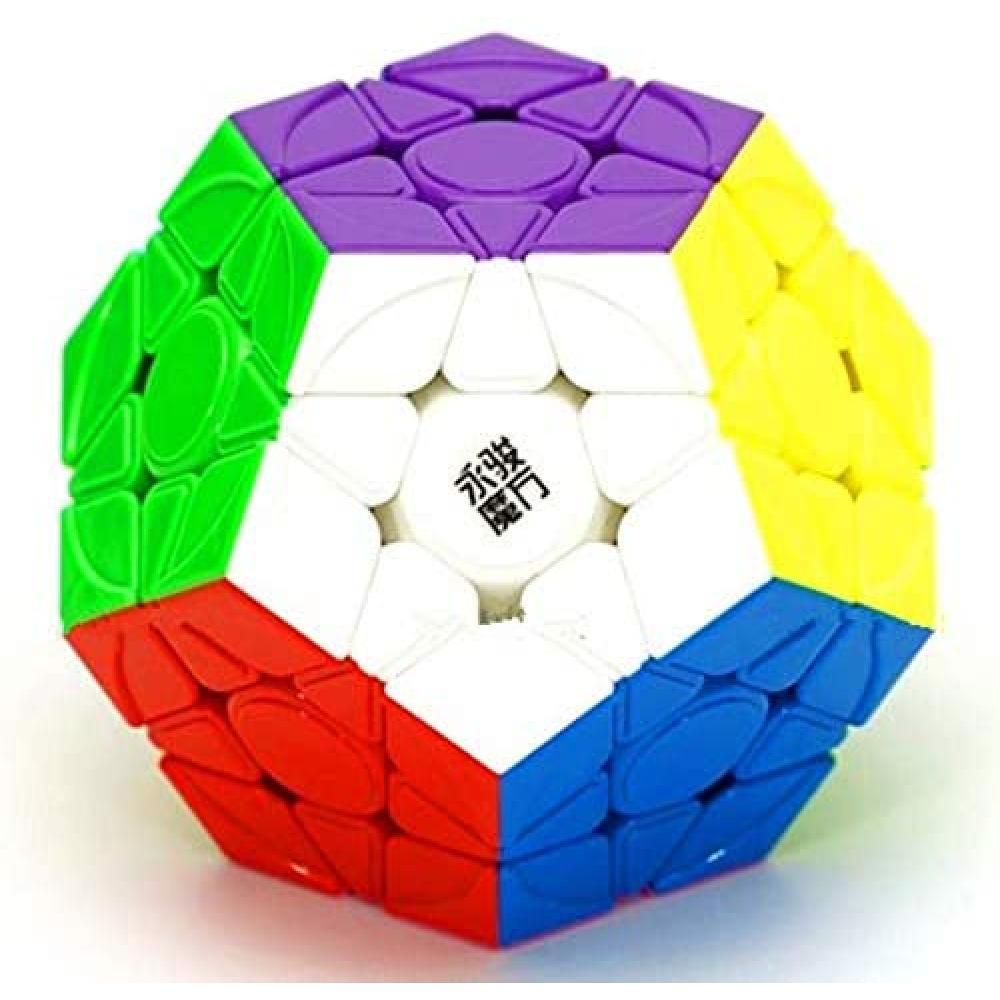 Cubo de rubik yj yuhu megaminx - Imagen 1
