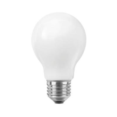 Bombilla led kodak filamento opalo esferica a60 -  e27 -  720lm -  calido 3000k -  8w=48w -  no regulable - Imagen 1