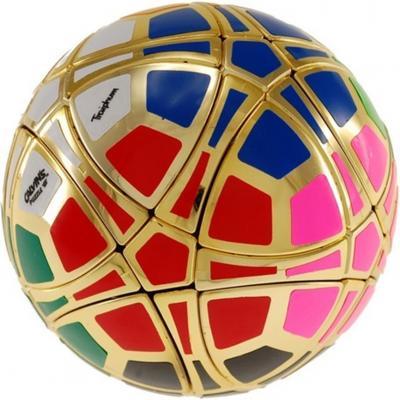 Bola de rubik calvin's megaminx traiphum ball oro - Imagen 1