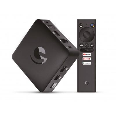 Android tv box engel - android 9.0 - 2gb ram - 8gb rom - 4k uhd - Imagen 1