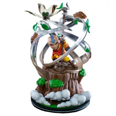 Aang figura 23 cm avatar: the last airbender q - fig max elite - Imagen 1