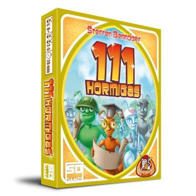111 hormigas - Imagen 1