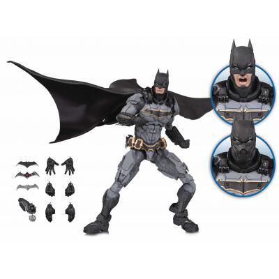 Batman figura 23 cm action figure dc prime - Imagen 1