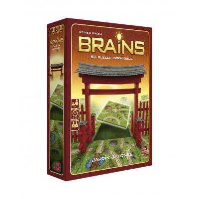 Brains. el jardin japones - Imagen 1