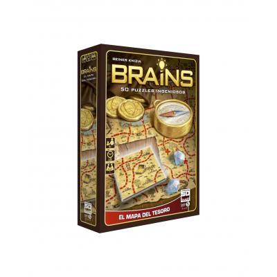 Brains. mapa del tesoro - Imagen 1