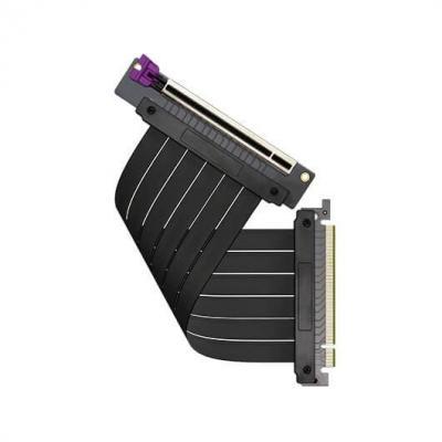 Cable riser vga coolermaster x16 v2 200mm pci - e 3.0 - Imagen 1