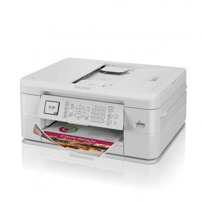 Multifuncion brother inyeccion color mfcj1010dwre1 fax -  a4 -  17ppm -  9.5ppm color -  128mb -  wifi -  wifi direct -  duplex