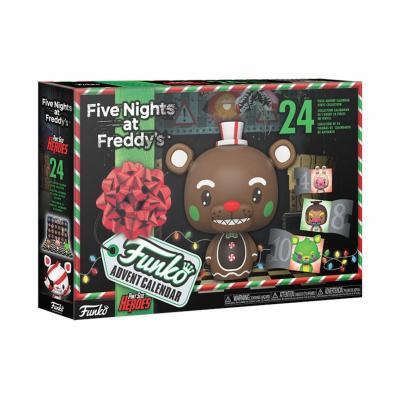 Calendario de adviento funko fnaf blacklight (psh) 58458 - Imagen 1
