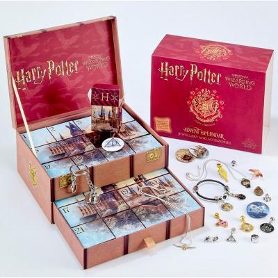 Calendario de adviento harry potter 2021 brillantes & magia - Imagen 1