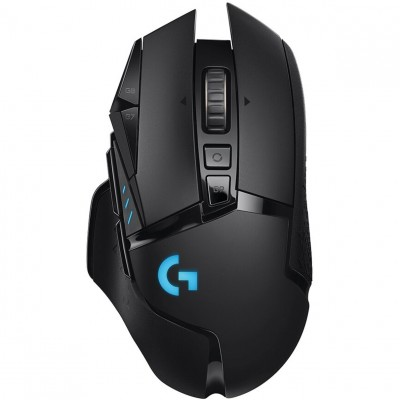 Mouse raton logitech g502 hero lightspeed gaming 11 botones usb 16.000dpi - Imagen 1