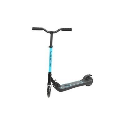 Patinete scooter hoverboard electrico skateflash urban kids negro - azul rueda delantera 5.7pulgadas rueda trasera 5pulgadas bat