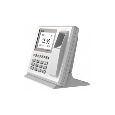Terminal control de presencia anviz d200 teclado -  sobre mesa -  huella -  usb -  tcp - ip -  pilas - Imagen 1