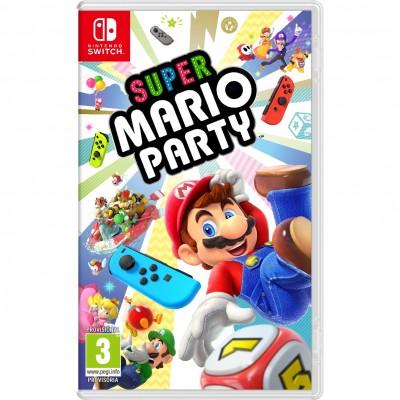 Juego nintendo switch -  super mario party - Imagen 1
