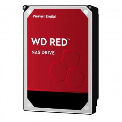 Disco duro interno hdd wd western digital nas red wd60efax 6tb 6000gb 3.5pulgadas sata 6 5400rpm 256mb - Imagen 1