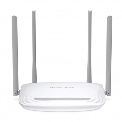 Router mercusys mw325r 4 antenas -  300mbps - Imagen 1