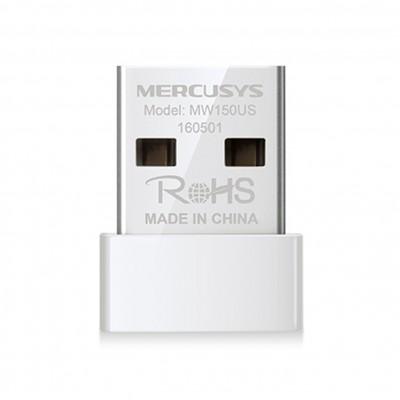 Adaptador wifi usb 2.0 mercusys mw150us 150mbps - Imagen 1
