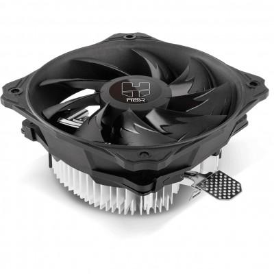 Ventilador disipador cpu compacto nox hummer h - 112 compatibilidad intel y amd - Imagen 1
