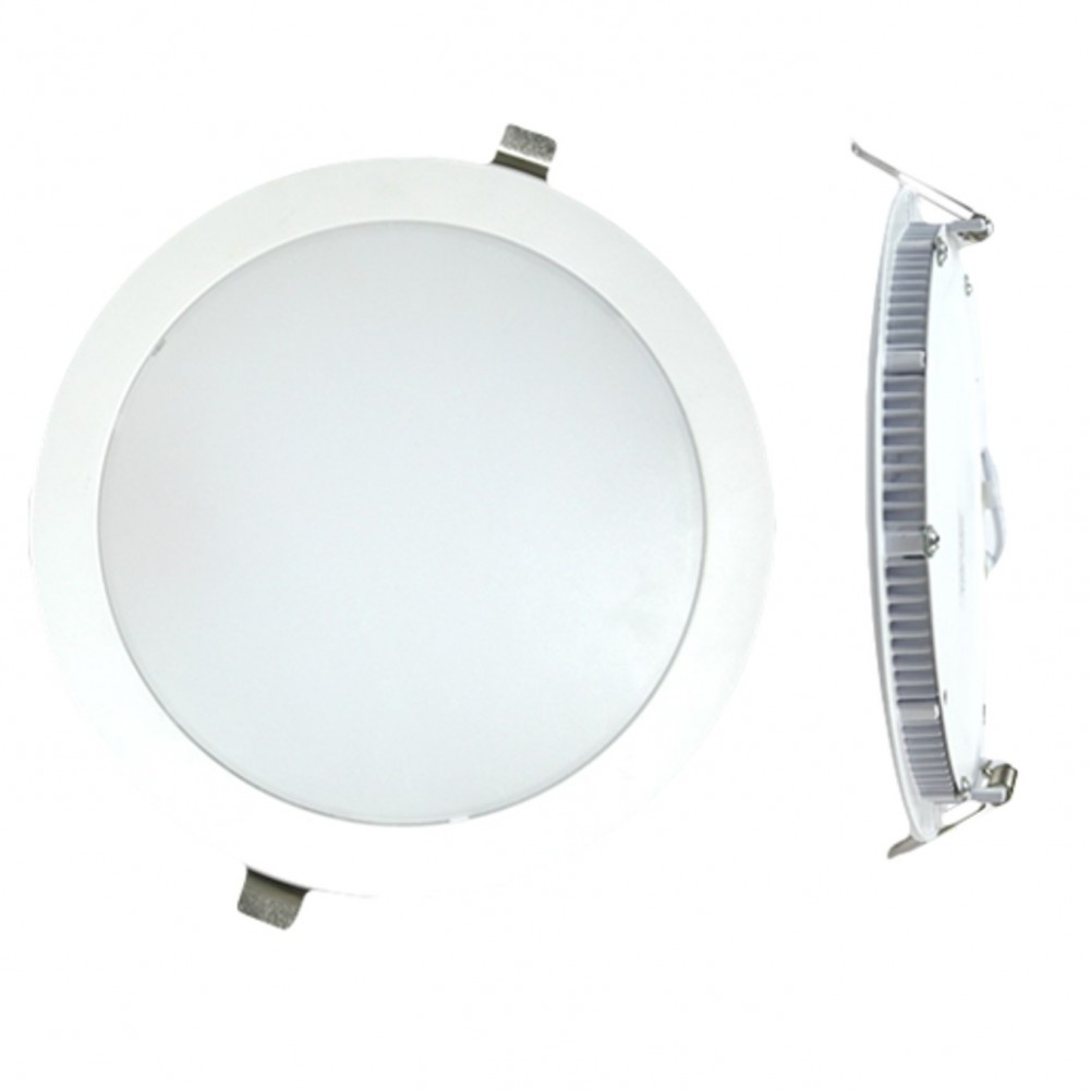 Bombilla led silver electronic downlight 18w -  4000k -  1.450 lm -  120º -  luz neutra -  blanco -  a+ - Imagen 1