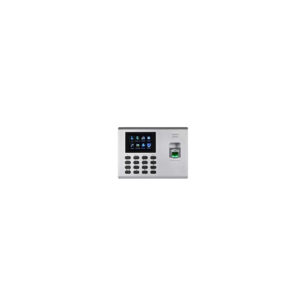 Terminal control de presencia zk teco ua 140 teclado - huella - tarjeta em rfid - usb - teclado tcp ip  - - Imagen 1