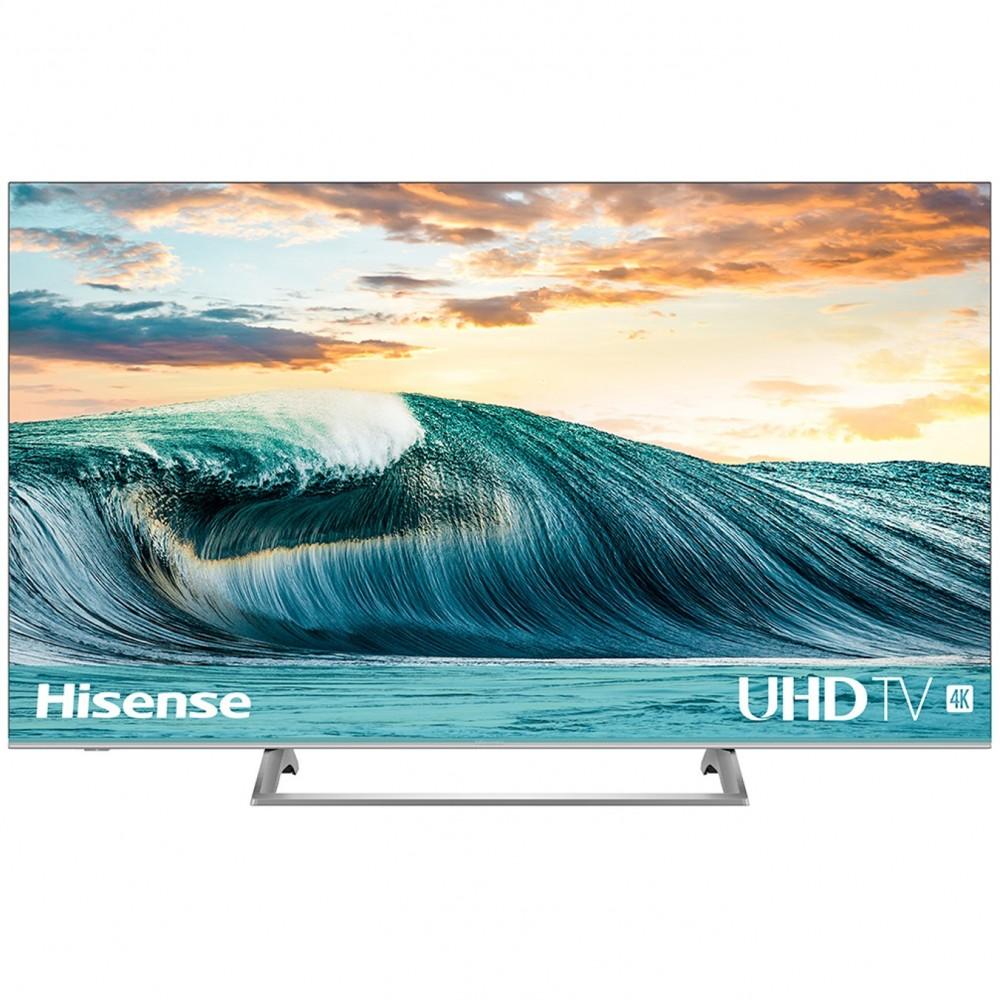 Tv hisense 43pulgadas led 4k uhd -  43b7500 -  hdr10 -  smart tv -  3 hdmi -  2 usb -  dvb - t2 - t - c - s2 - s -  quad core -