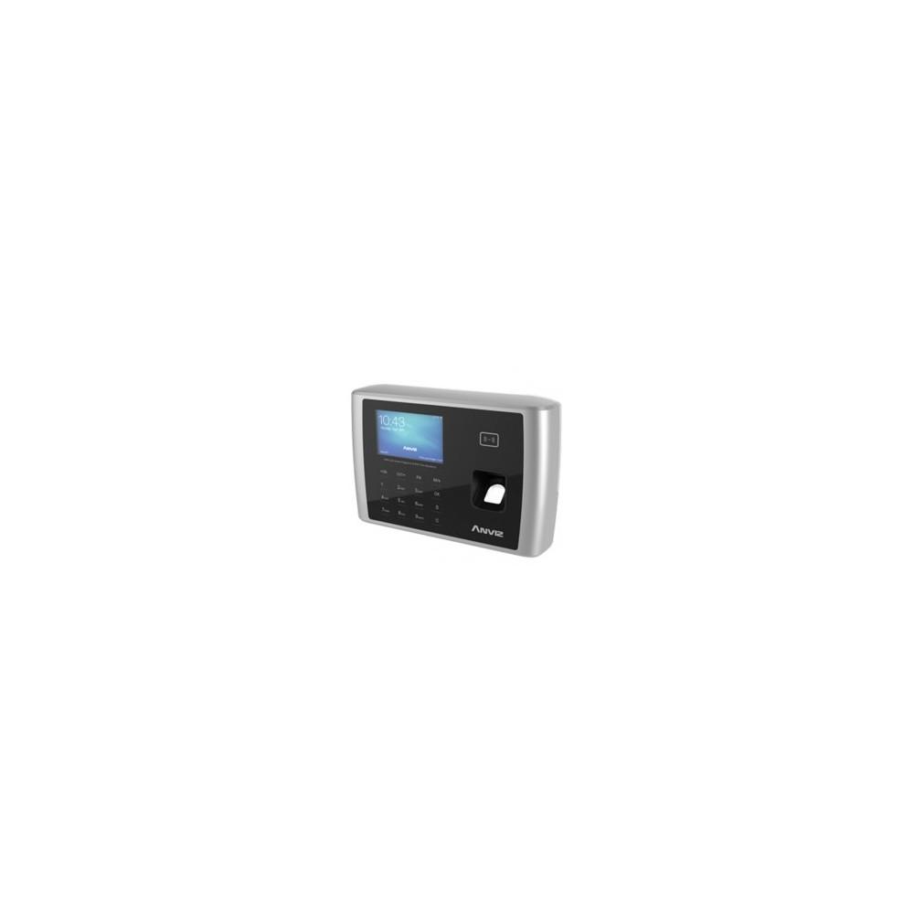 Terminal control de presencia anviz a380 teclado - huella - usb -  rs232 tcp - ip - wifi - Imagen 1