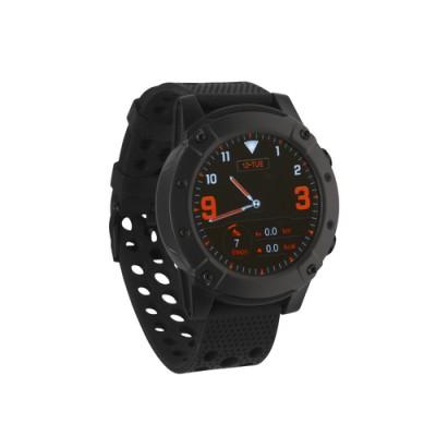"Denver SW-650 reloj inteligente AMOLED 3,3 cm (1.3"") Negro GPS (satélite) - Imagen 2"