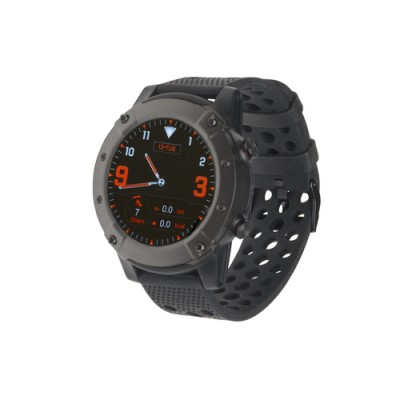 "Denver SW-650 reloj inteligente AMOLED 3,3 cm (1.3"") Negro GPS (satélite) - Imagen 3"