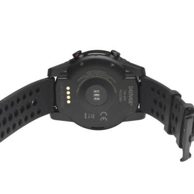 "Denver SW-650 reloj inteligente AMOLED 3,3 cm (1.3"") Negro GPS (satélite) - Imagen 5"