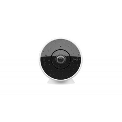 Logitech Circle 2 Cámara de seguridad IP Interior y exterior Techo/pared 1920 x 1080 Pixeles - Imagen 1