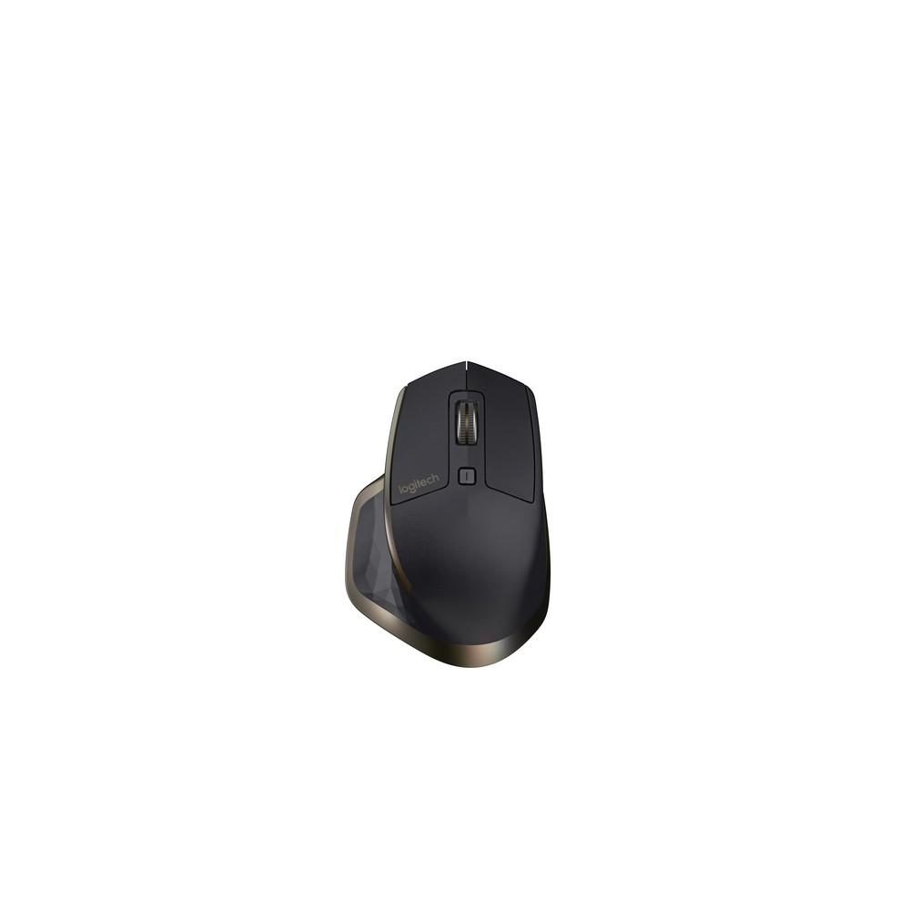 Logitech MX Master ratón RF inalámbrica + Bluetooth Laser 1000 DPI mano derecha - Imagen 1