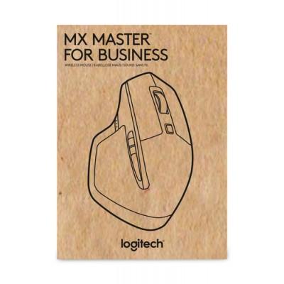 Logitech MX Master ratón RF inalámbrica + Bluetooth Laser 1000 DPI mano derecha - Imagen 8