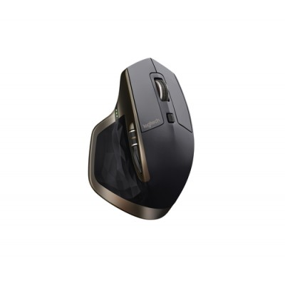 Logitech MX Master ratón RF inalámbrica + Bluetooth Laser 1000 DPI mano derecha - Imagen 9