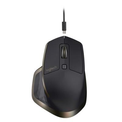 Logitech MX Master ratón RF inalámbrica + Bluetooth Laser 1000 DPI mano derecha - Imagen 14