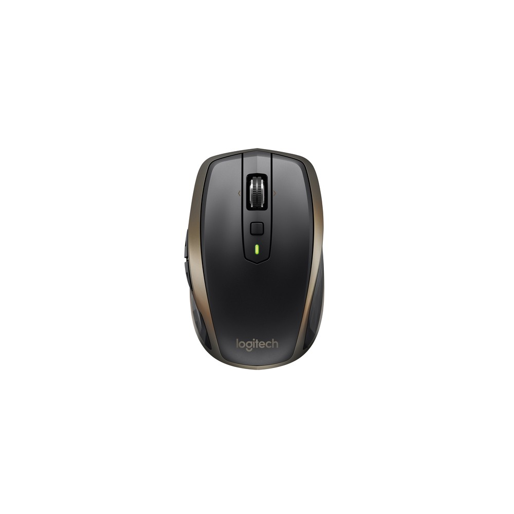 Logitech MX Anywhere 2 ratón RF inalámbrica + Bluetooth Laser 1000 DPI mano derecha - Imagen 1