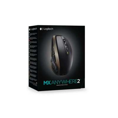 Logitech MX Anywhere 2 ratón RF inalámbrica + Bluetooth Laser 1000 DPI mano derecha - Imagen 9