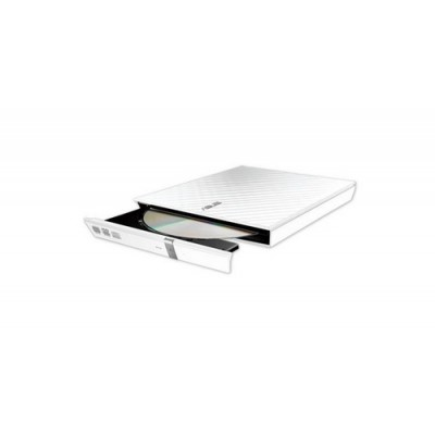 ASUS SDRW-08D2S-U Lite unidad de disco óptico Blanco DVD±R/RW - Imagen 1