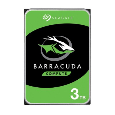 "Seagate Barracuda ST3000DM007 disco duro interno 3.5"" 3000 GB Serial ATA III - Imagen 1"