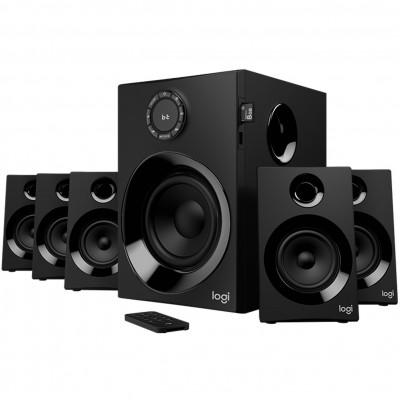 Altavoces logitech z607 5.1 surround -  160 w rms sonido envolvente - Imagen 1