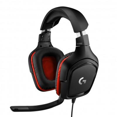 Auriculares con microfono logitech g332 gaming - Imagen 1
