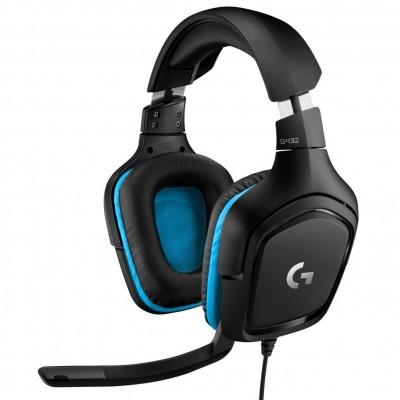 Auriculares con microfono logitech g432 gaming - Imagen 1
