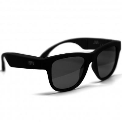 Gafas de sol bluetooth  luppo lente negra incluida - Imagen 1
