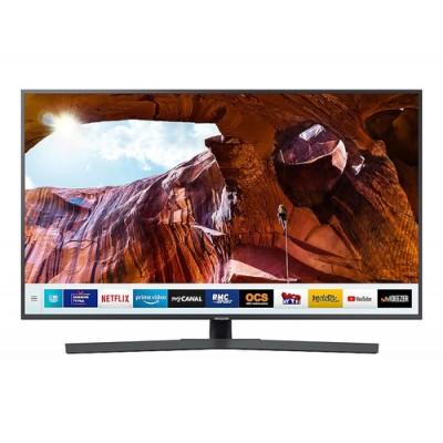 "Samsung UE55RU7405UXXC TV 139,7 cm (55"") 4K Ultra HD Smart TV Wifi Gris - Imagen 1"