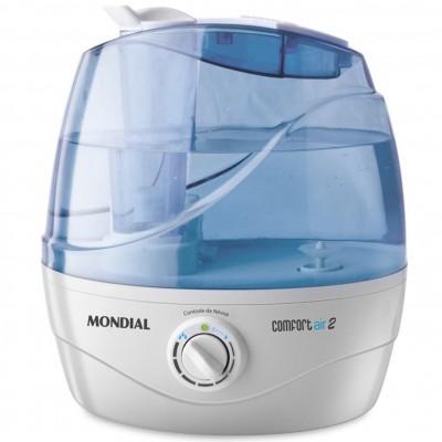 Humidificador ultrasonico mondial confort air 2 ua02 30w 2.2l - Imagen 1
