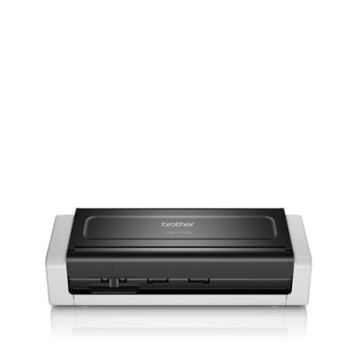 Brother ADS-1700W escaner 600 x 600 DPI Escáner con alimentador automático de documentos (ADF) Negro, Blanco A4 - Imagen 1