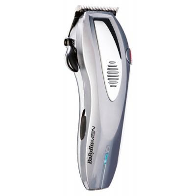 BaByliss E935E cortadora de pelo y maquinilla Plata - Imagen 1