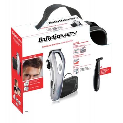 BaByliss E935E cortadora de pelo y maquinilla Plata - Imagen 2