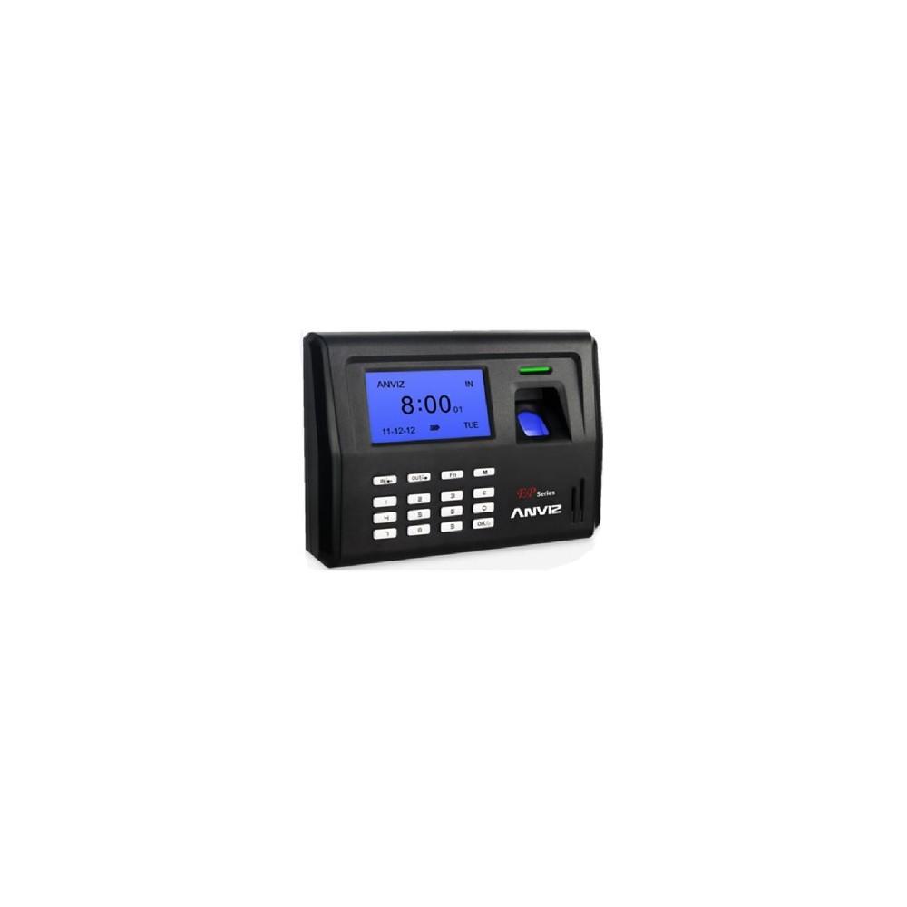 Terminal control de presencia anviz ep300 teclado - huella - contraseña - usb - Imagen 1
